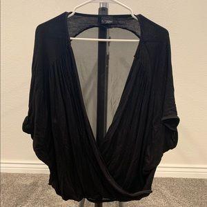 Daytrip Wrap Front Shirt